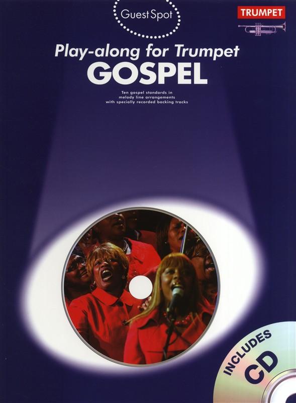 Guest Spot: Gospel: Trumpet: Instrumental Album