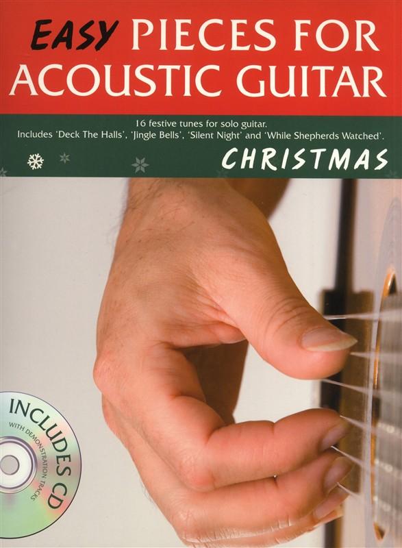 Easy Pieces For Acoustic Guitar: Guitar TAB: Instrumental Album
