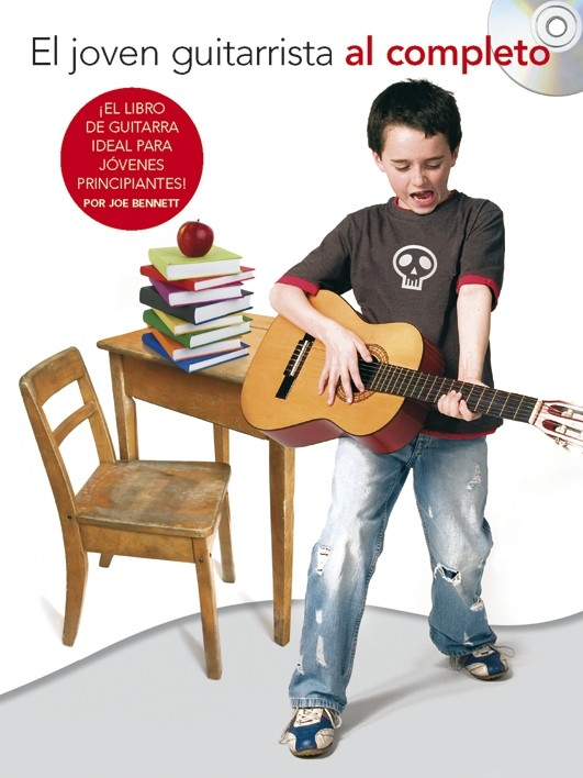 Joe Bennett: El Joven Guitarrista Al Completo: Guitar: Instrumental Album