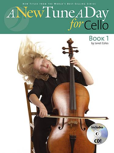 Janet Coles: A New Tune A Day: Cello - Book 1: Cello: Instrumental Tutor