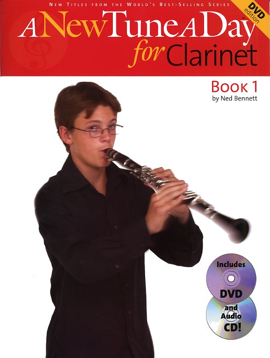 Ned Bennett: A New Tune A Day: Clarinet - Book 1: Clarinet: Instrumental Tutor