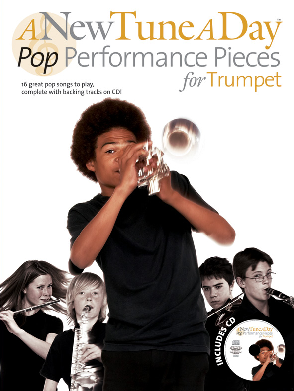 Tom Farncombe: A New Tune A Day: Pop Performance Pieces: Trumpet: Instrumental