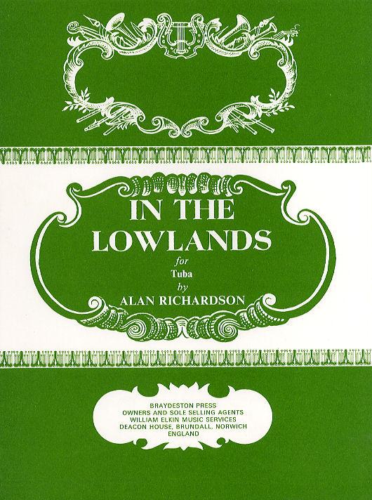 Alan Richardson: In The Lowlands: Tuba: Instrumental Work