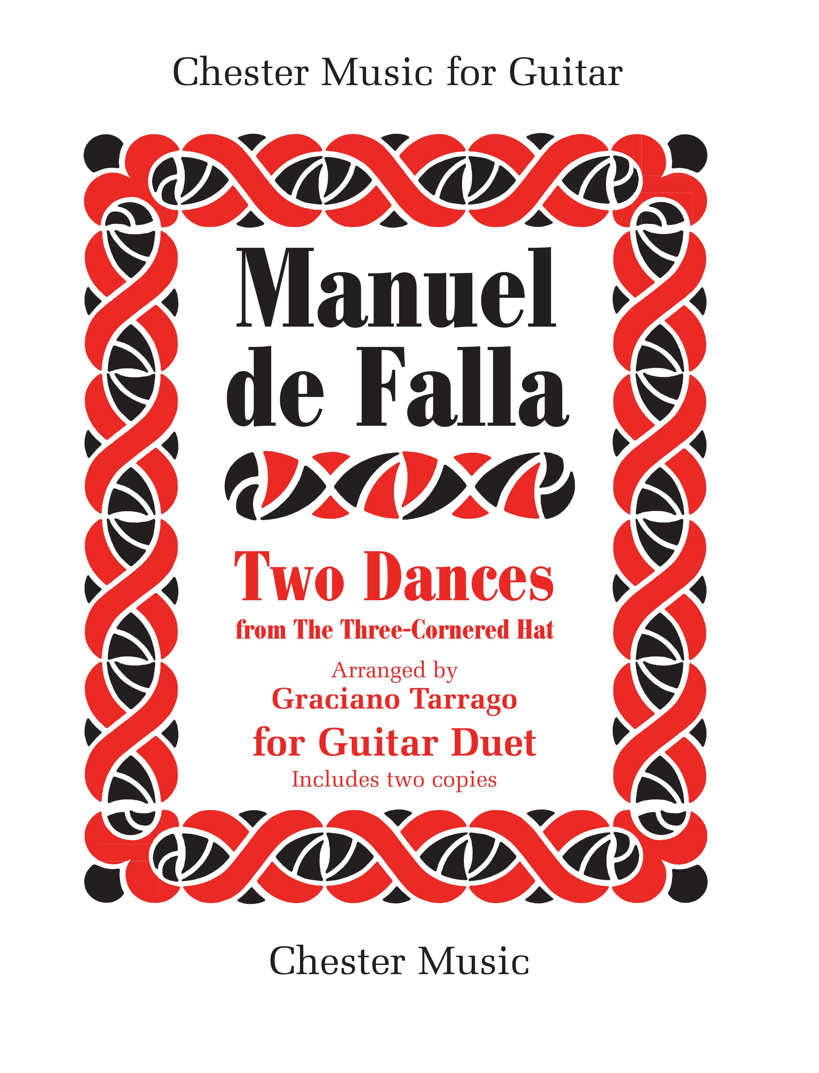 Manuel de Falla: 2 Dances from 'The Three-Cornered Hat': Guitar Duet: