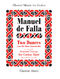 Manuel de Falla: 2 Dances from 'The Three-Cornered Hat': Guitar Duet: