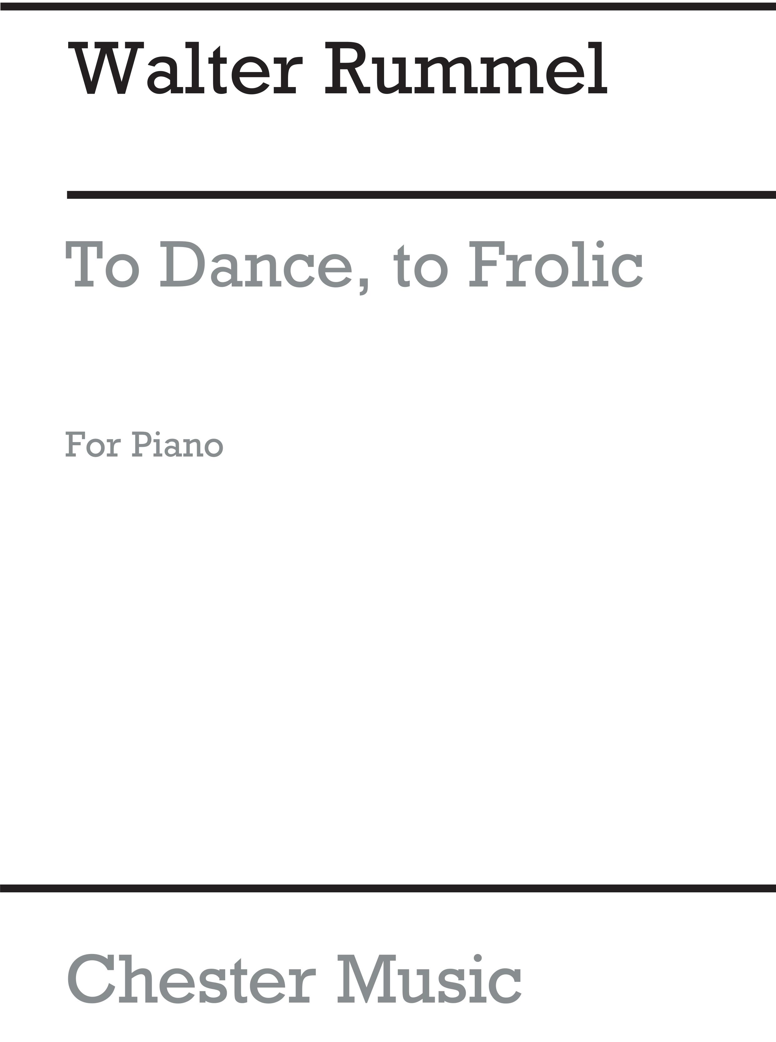 Johann Sebastian Bach: Pan's Dancing Song