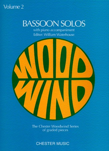 Bassoon Solos Volume 2: Bassoon: Instrumental Album