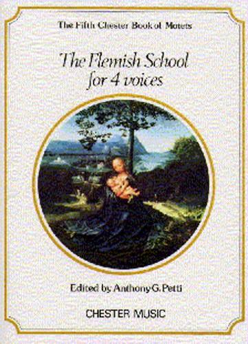 Anthony Petti: Chester Book Of Motets Vol. 5: SATB: Vocal Score
