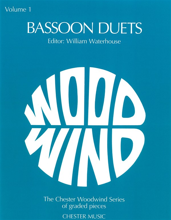 Bassoon Duets Volume 1: Bassoon: Instrumental Album