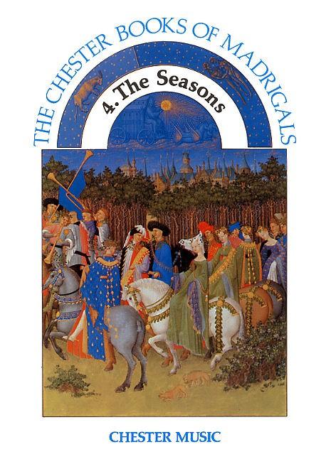 A.G. Petti: Chester Books Of Madrigals 4: SATB: Vocal Score