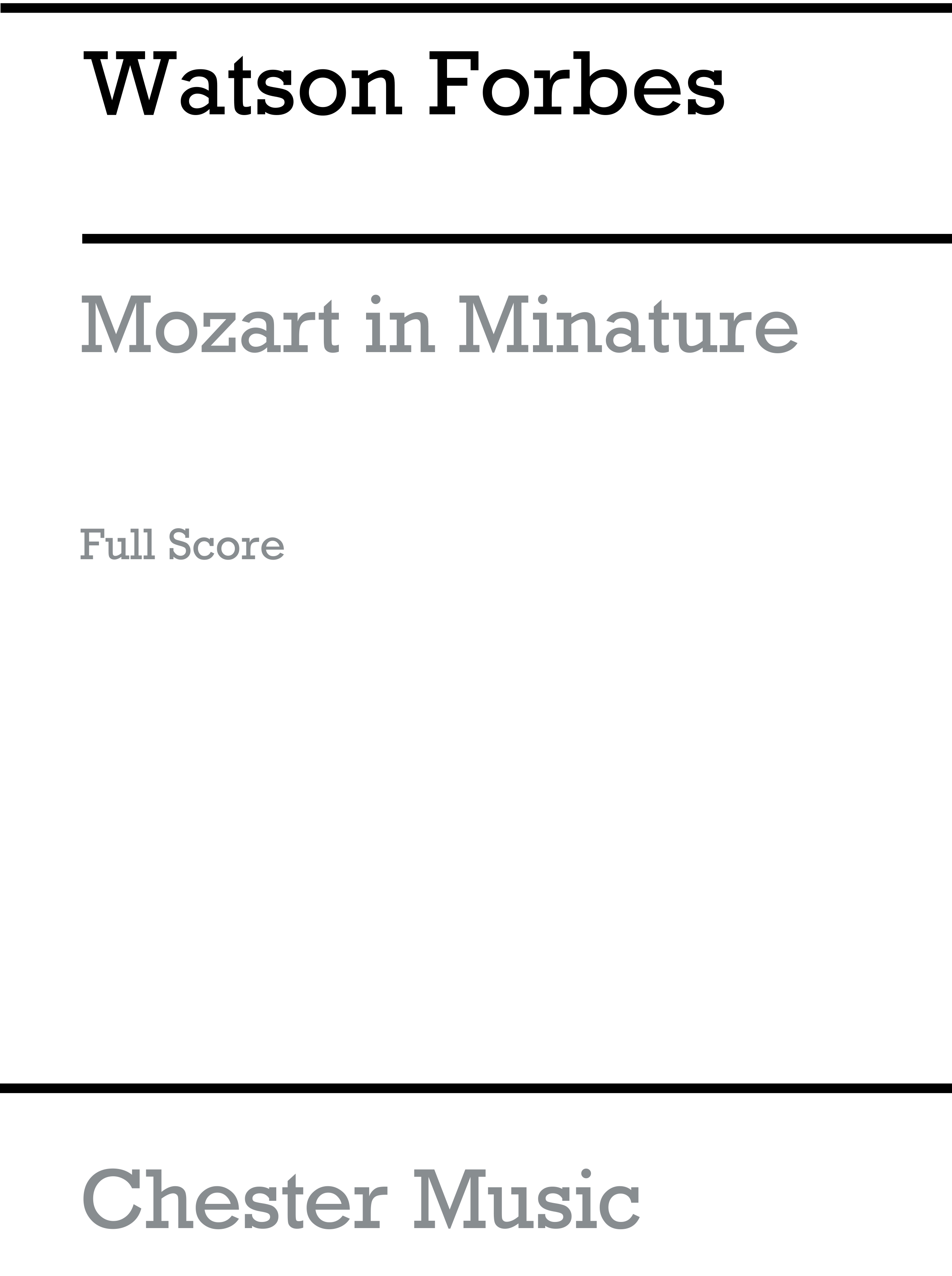 Wolfgang Amadeus Mozart: Playstrings Moderately Easy No. 6: Orchestra: Score