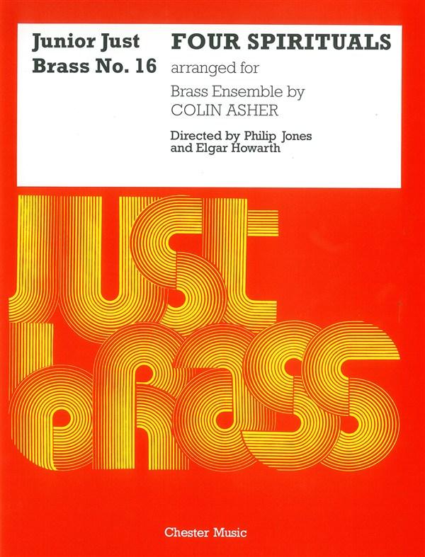 Four Spirituals: Brass Ensemble: Score and Parts