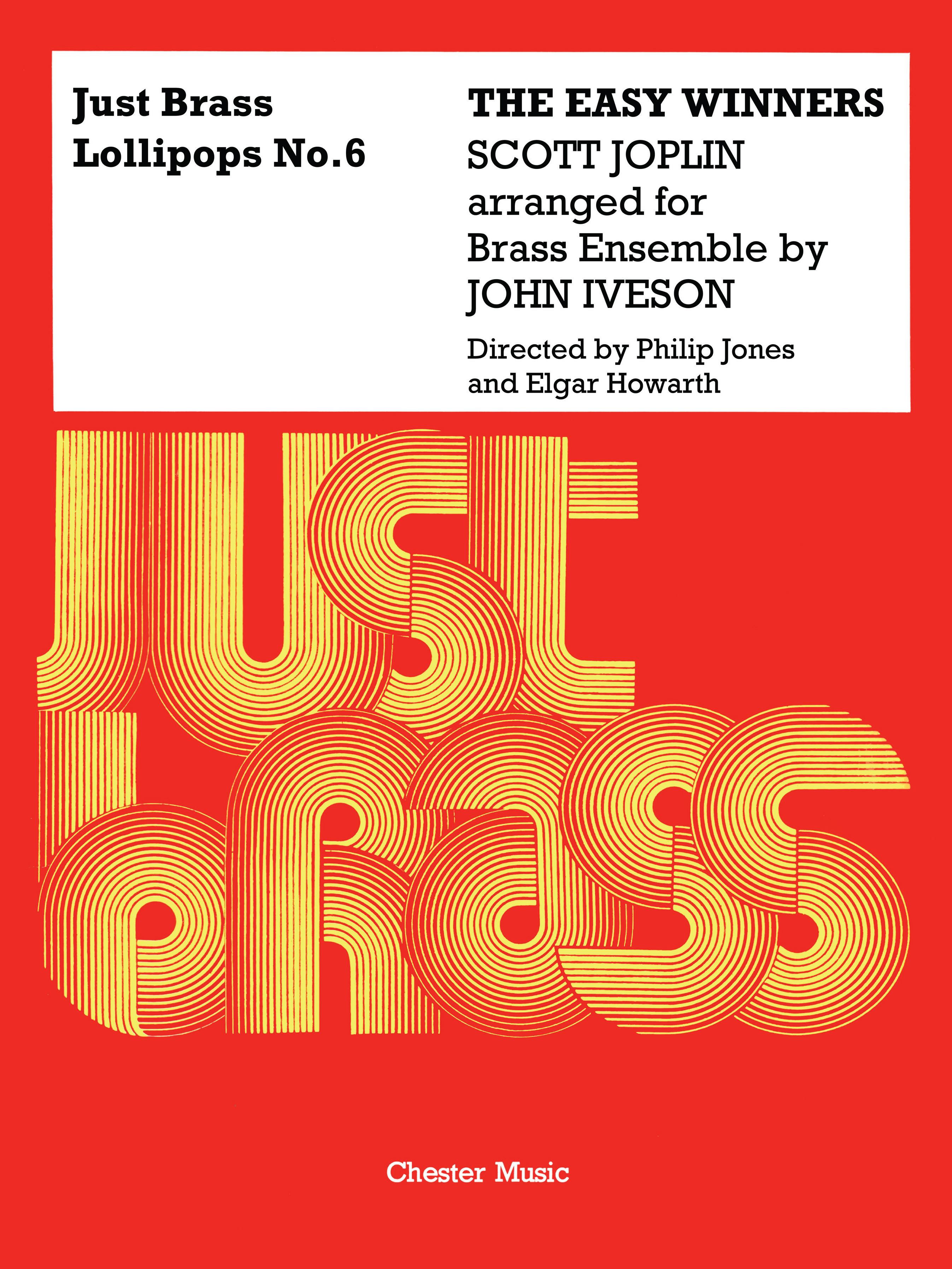 John Iveson Scott Joplin: The Easy Winners: Brass Ensemble: Instrumental Work