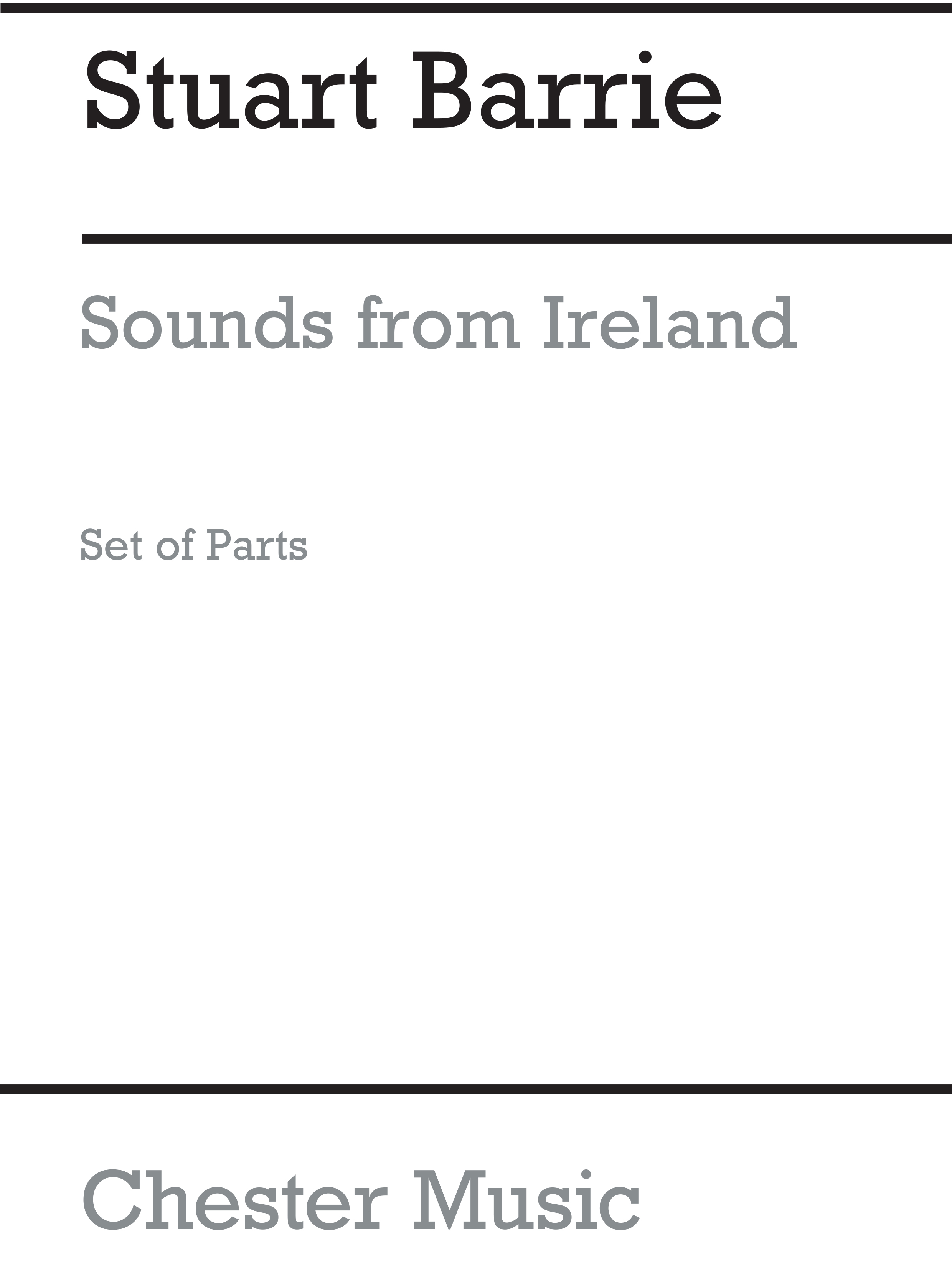 Stuart Barrie: Playstrings Easy No. 12: Sounds From Ireland: Orchestra: