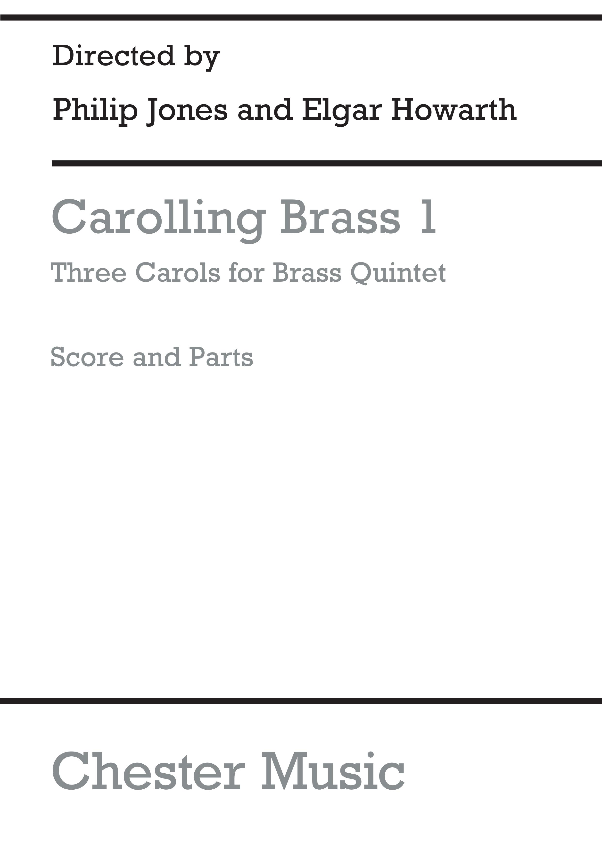 Carolling Brass 1: Brass Ensemble: Instrumental Work