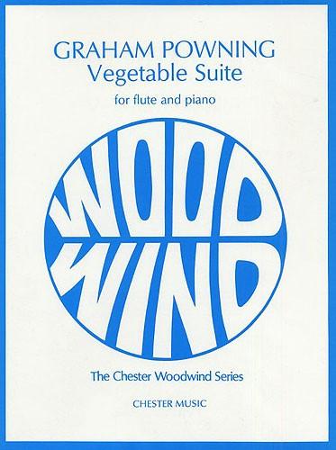 Graham Powning: Vegetable Suite: Flute: Instrumental Work