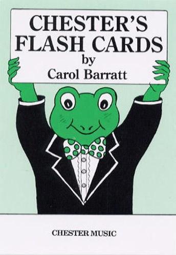 Carol Barratt: Chester's Flashcards: Theory