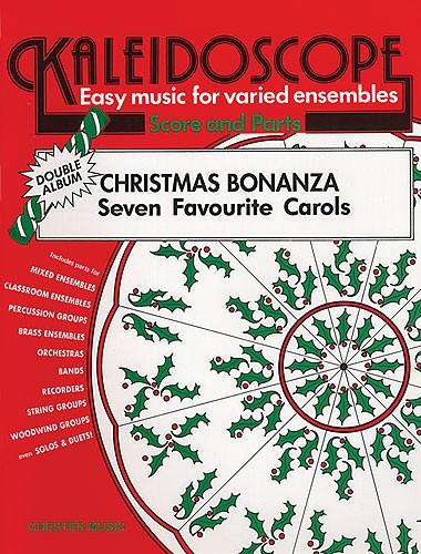 Kaleidoscope: Christmas Bonanza 1: Flexible Band: Score and Parts