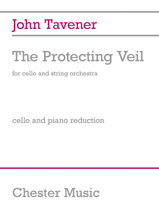 John Tavener: The Protecting Veil: Orchestra: Score