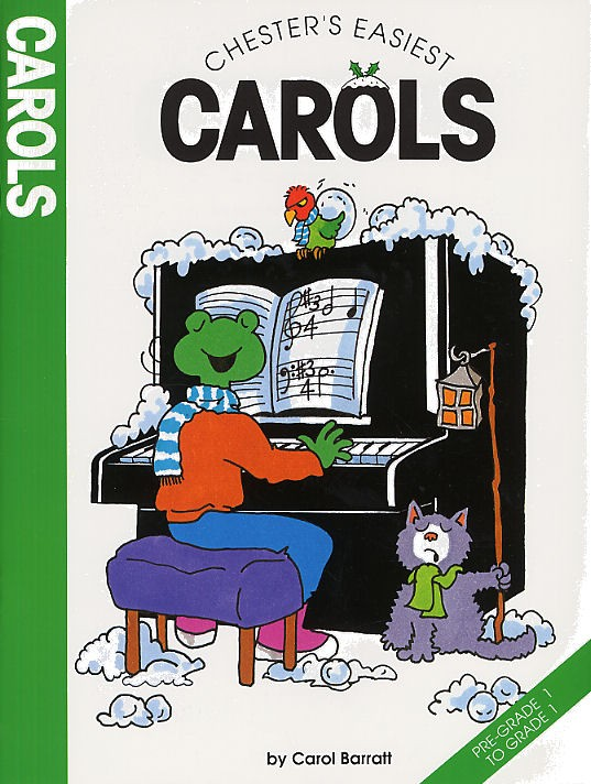 Chester's Easiest Carols: Piano  Vocal  Guitar: Mixed Songbook