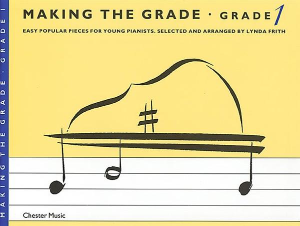 Lynda Frith: Making The Grade: Grade One: Piano: Instrumental Album