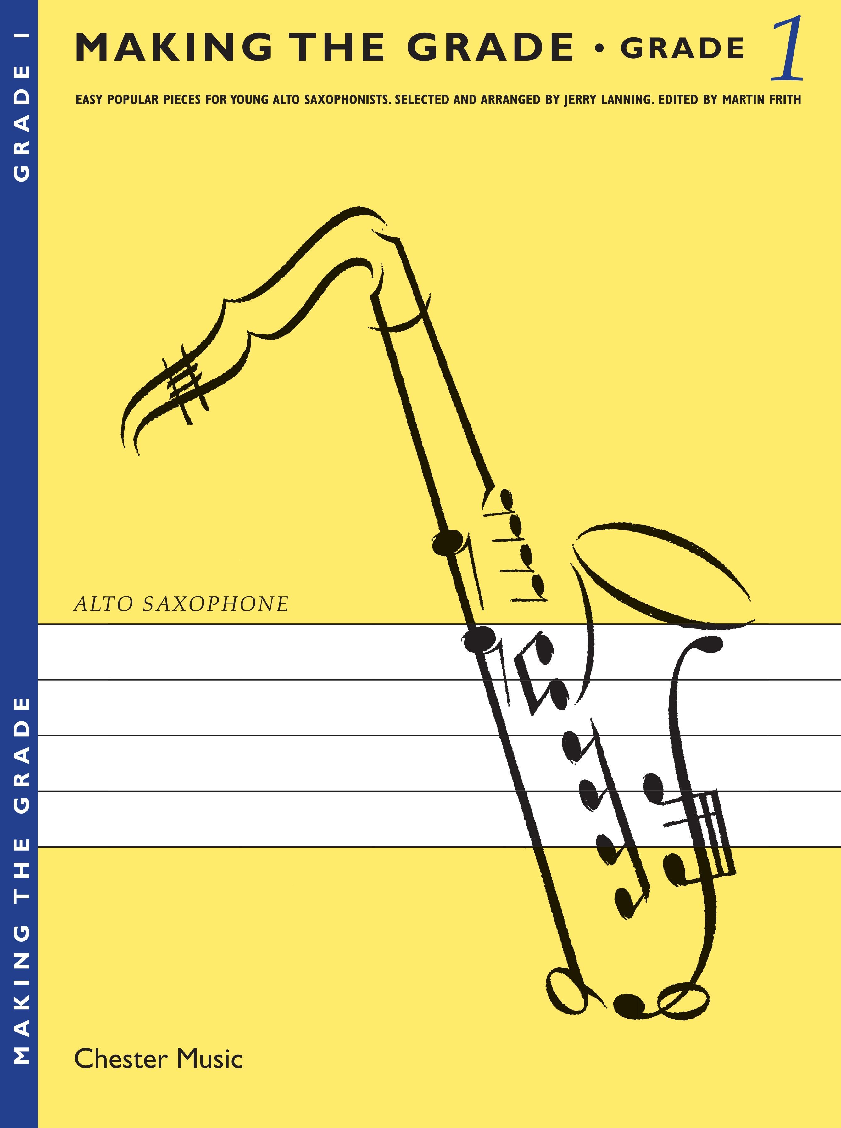 Making The Grade: Grade One: Saxophone: Instrumental Album