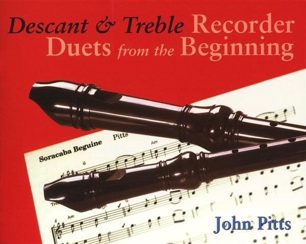Recorder Duets From The Beginning: Recorder Ensemble: Instrumental Album