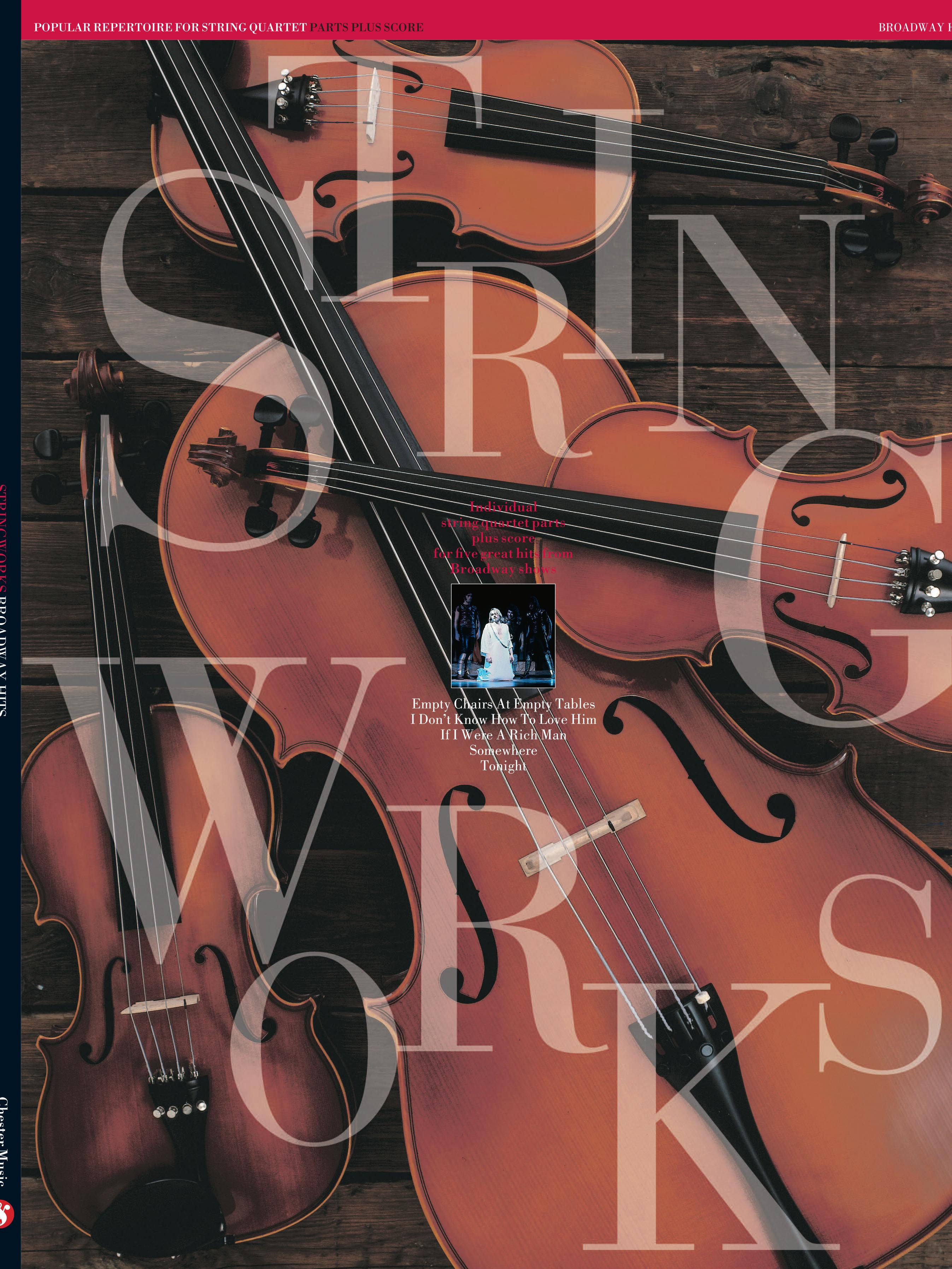 Broadway Hits: String Quartet: Instrumental Album