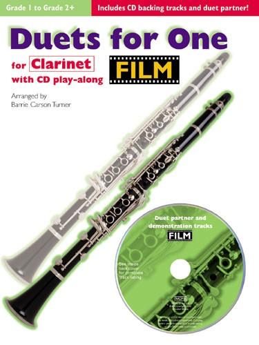 B.C. Turner: Duets For One Film: Wind Ensemble: Instrumental Album