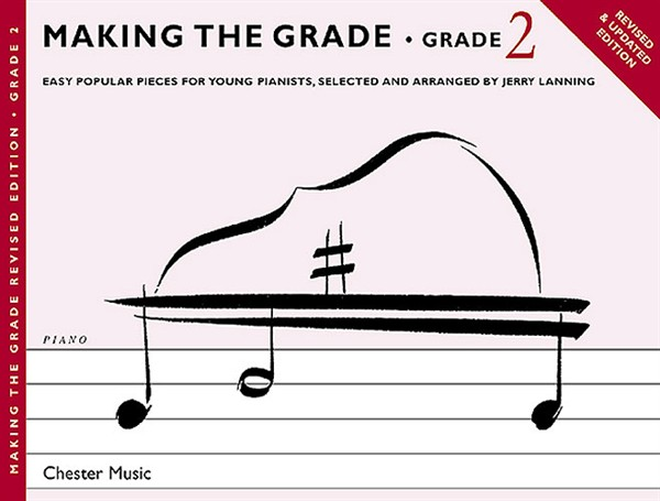 J. Lanning: Making The Grade: Grade Two: Piano: Instrumental Album
