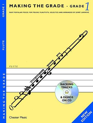 Jerry Lanning: Making The Grade: Grade One: Flute: Instrumental Album