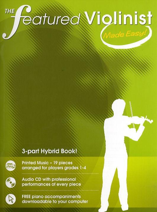 The Featured Violinist Made Easy!: Violin: Instrumental Album