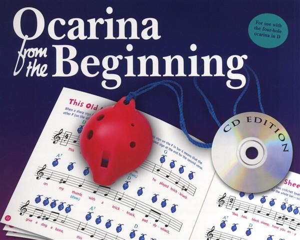 Ocarina From The Beginning: Ocarina: Instrumental Album