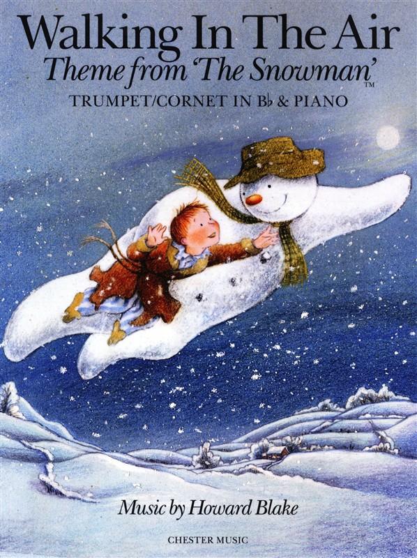 Howard Blake: Walking In The Air (The Snowman): Trumpet: Instrumental Work