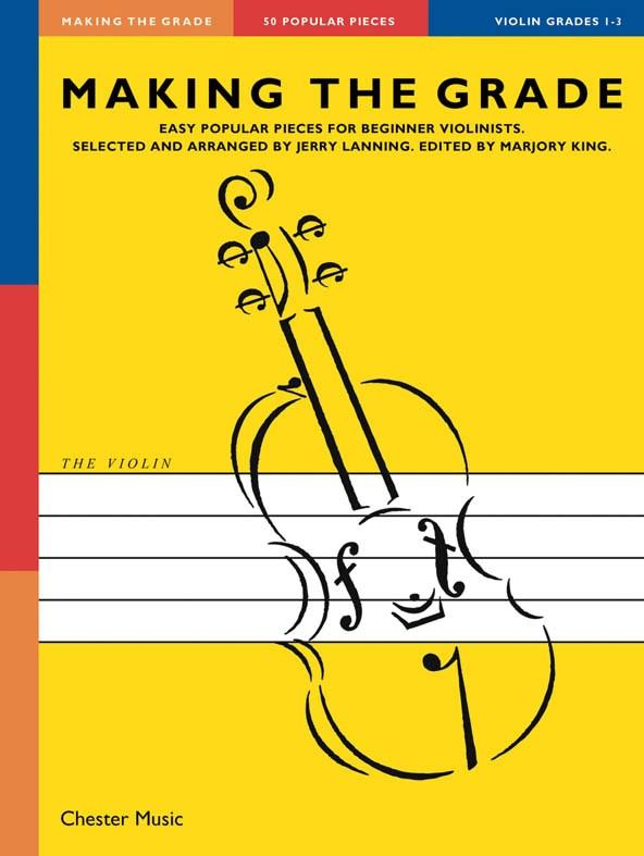 Making The Grade: Grades 1-3: Violin: Instrumental Album