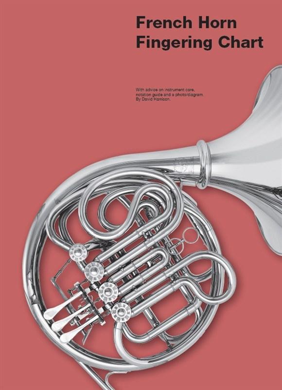 David Harrison: Chester French Horn Fingering Chart: French Horn: Instrumental