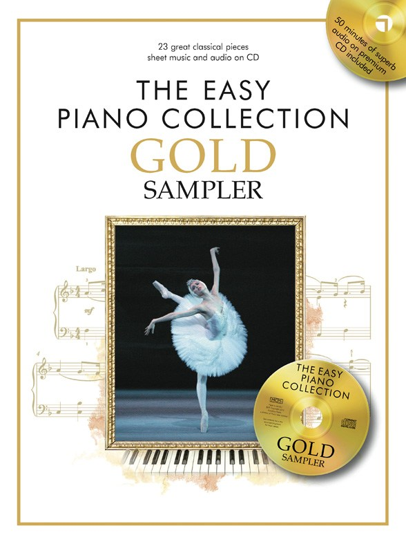 The Easy Piano Collection: Best Of Gold: Easy Piano: Instrumental Album