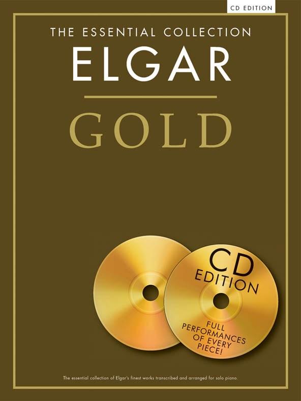Edward Elgar: The Essential Collection: Elgar Gold (CD Edition): Piano: