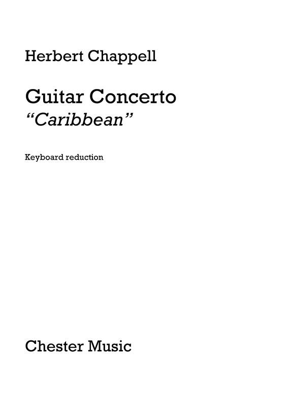 Herbert Chappell: Guitar Concerto