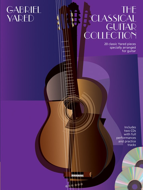 Gabriel Yared: Classical Guitar Collection: Guitar: Artist Songbook