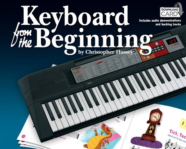 Keyboard From The Beginning: Electric Keyboard: Mixed Songbook