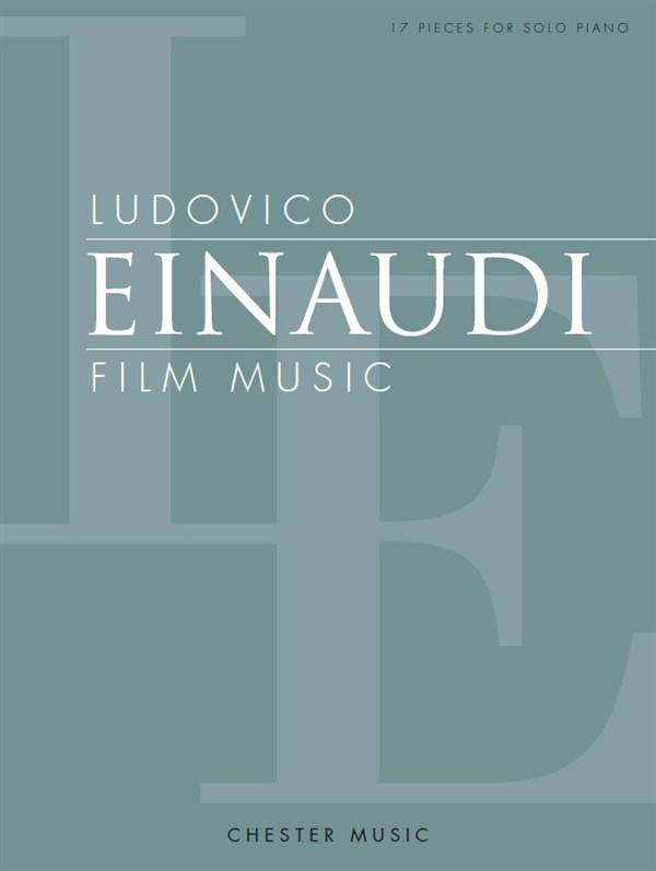 Ludovico Einaudi: Film Music: Piano: Artist Songbook