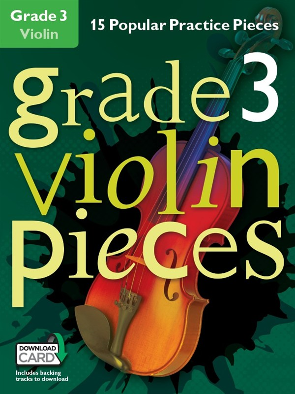 Christopher Hussey: Grade 3 Violin Pieces: Violin: Mixed Songbook
