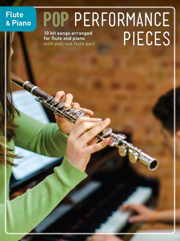 Pop Performance Pieces: Flute: Mixed Songbook