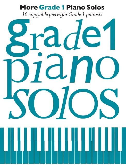More Grade 1 Piano Solos: Piano: Instrumental Album