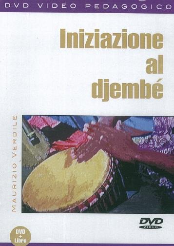 Maurizio Verdile: Iniziazione Al Djembe: Djembe: Instrumental Tutor