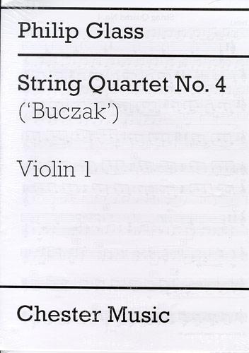 Philip Glass: String Quartet No.4 'Buczak': String Quartet: Instrumental Work