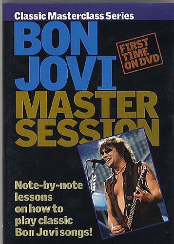 Bon Jovi: Master Session: Guitar: Instrumental Tutor