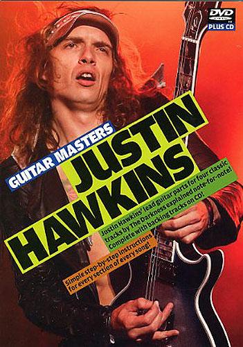 Justin Hawkins: Justin Hawkins: Guitar: Instrumental Tutor