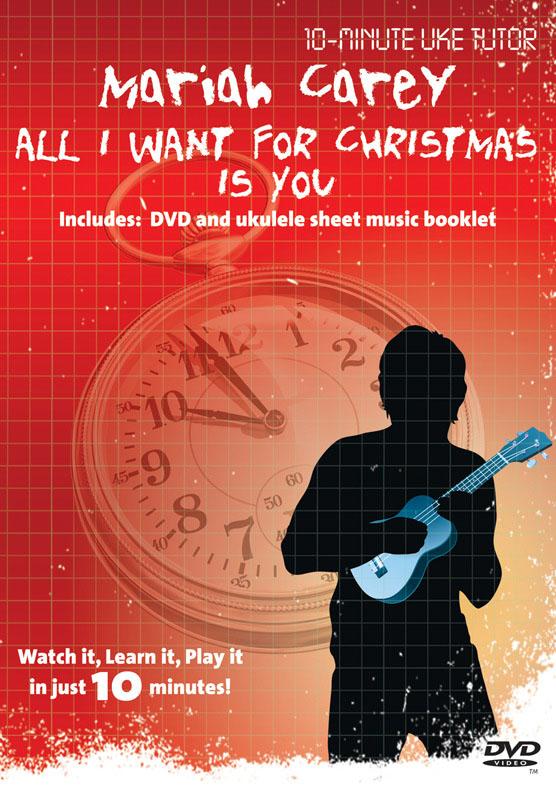 Mariah Carey Walter Afanasieff: Mariah Carey - All I Want For Christmas Is You: